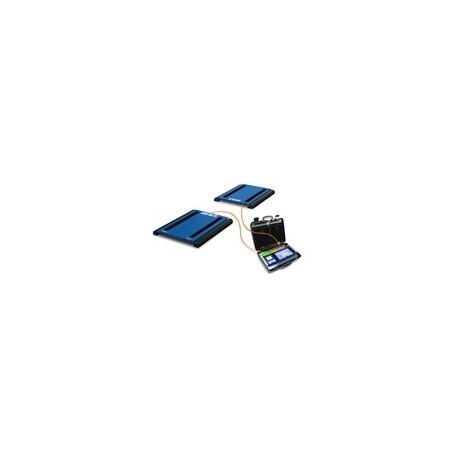 Mobilní přejezdové váhy WWSF 30t