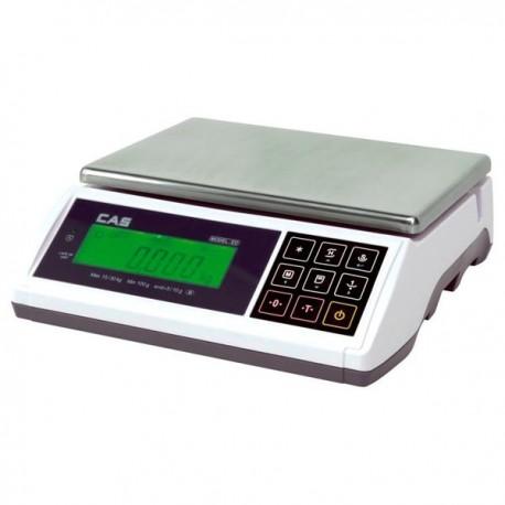 Počítací váha CAS ED 30kg dvourozsahová