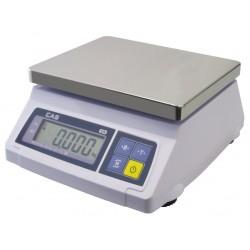 CAS SW 1S-20DR 20kg kuchyňská váha